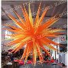 Wedding Event Party Decoration Led Inflatable Star